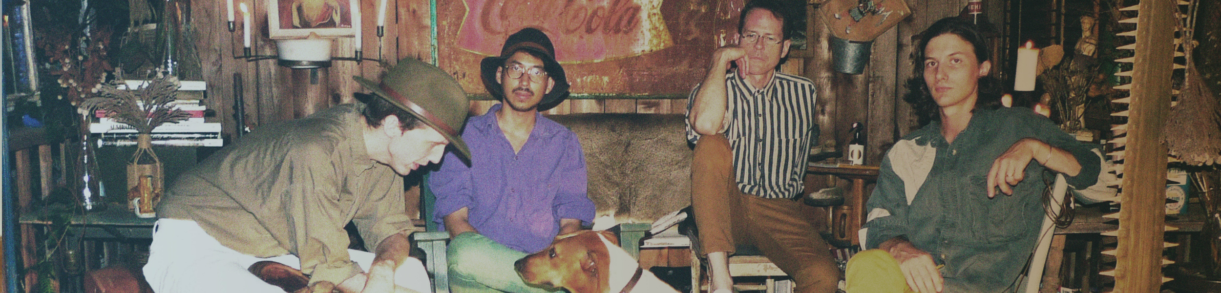 Deerhunter - 'Microcastle' LP Repress To Include 'Weird Era Cont.' Bonus Album