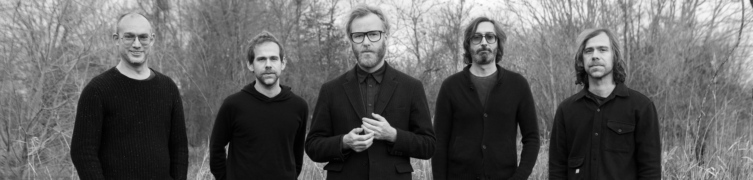 The National - Knotty Pine / So Far Around The Bend