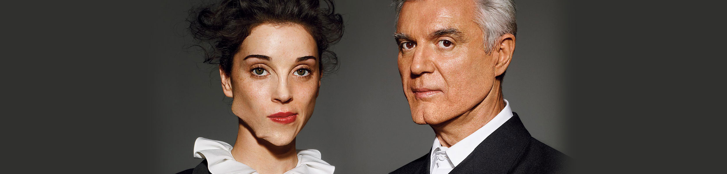 David Byrne & St. Vincent - David Byrne & St. Vincent Announce Brass Tactics EP Out May 28