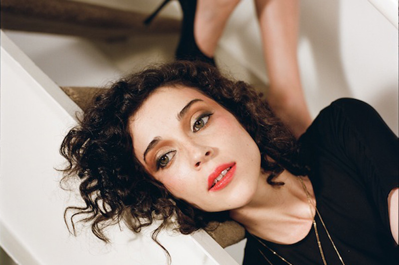 St. Vincent - watchthenewvideoforcruelbystvincent