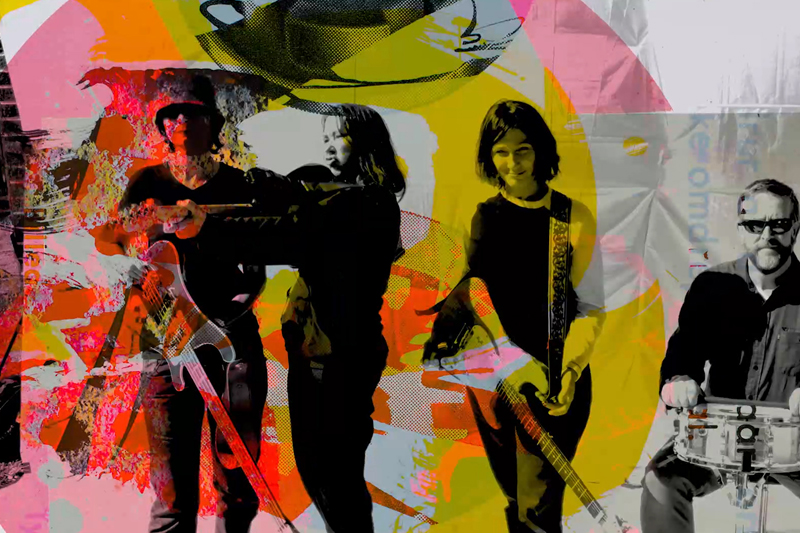 The Breeders - albumdelasemainelivefootageallnerveoutnow