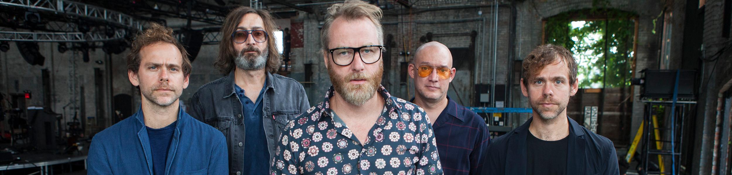 The National - 'Sleep Well Beast' wins GRAMMY for Best Alternative Music Album