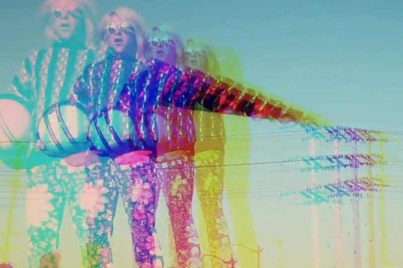 Ariel Pink - Official 'Jell-O' Video, New Tour Dates Including Intimate London Date