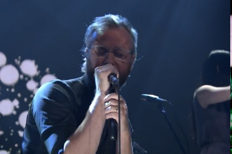 The National - 'Mistaken For Strangers' In Cinemas Now. Watch Fallon Performance.