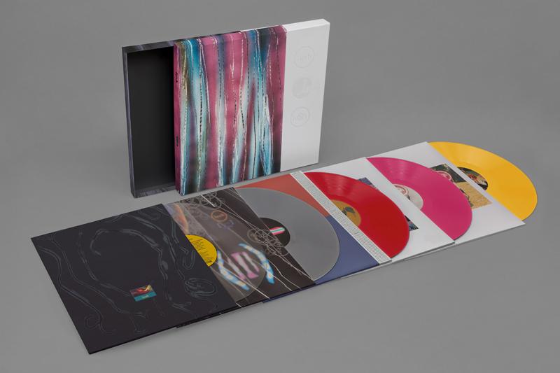 Lush - Record Store Day LP Boxset 'Origami'