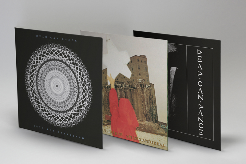 Dead Can Dance - Three Classic LPs Back In Print, More To Follow