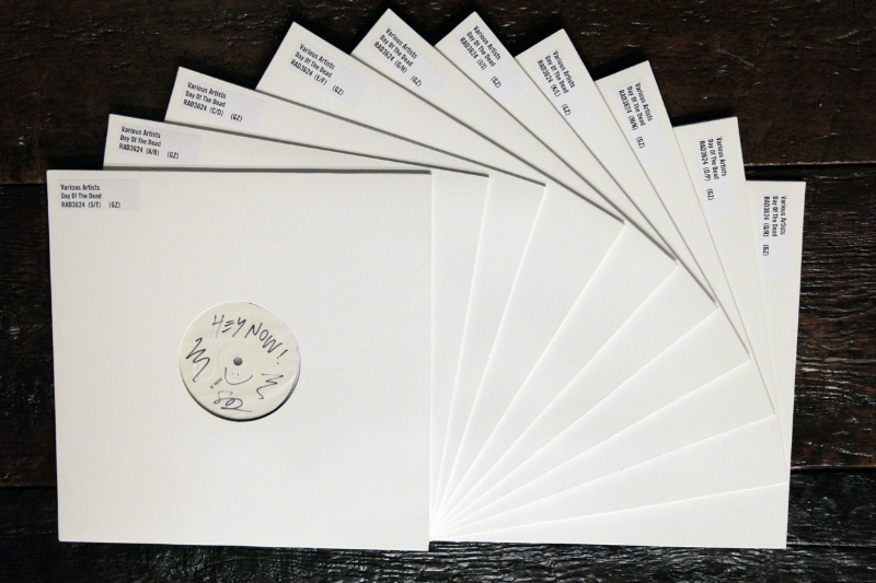 Various - dayofthedeaddocumentaryuniquetestpressingsauctioned