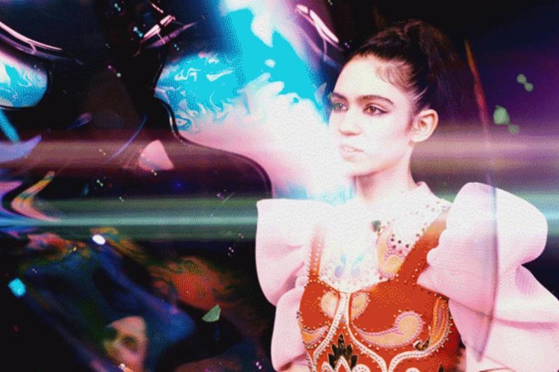 Grimes - 'Venus Fly' Video