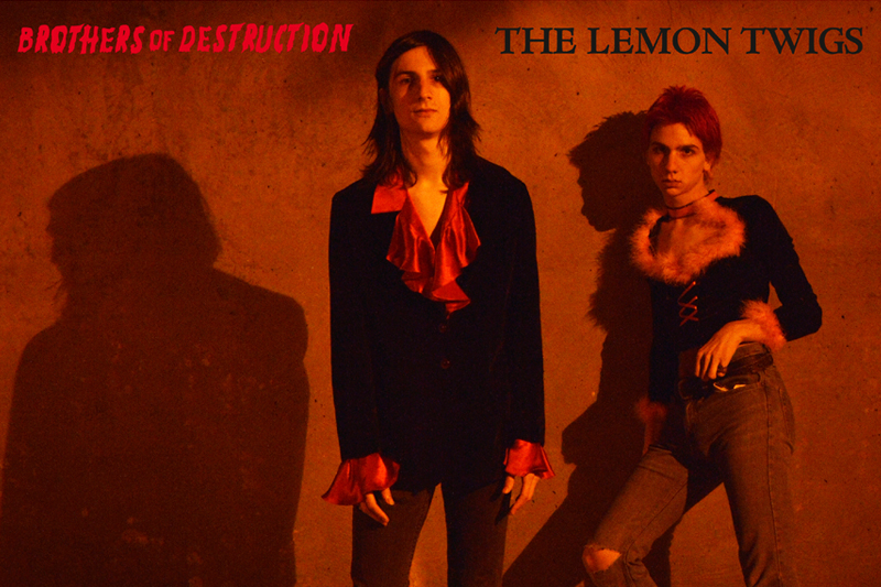 The Lemon Twigs - hearsecondeptrackwhydidntyousaythat