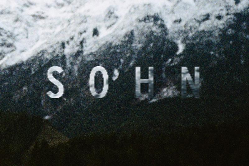 SOHN - debuttracksfinallyonstreamingservices