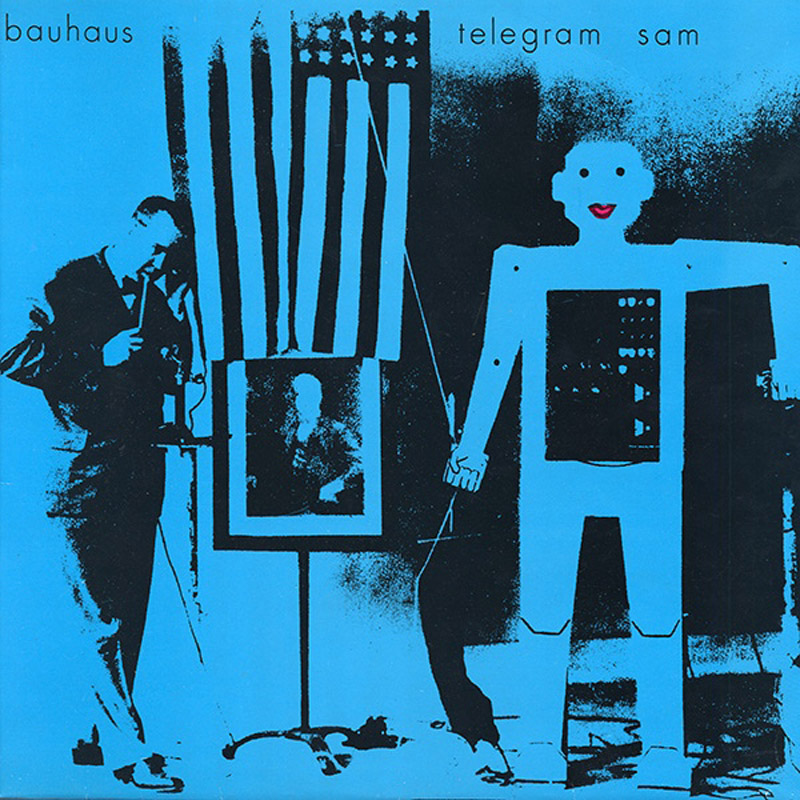 Bauhaus Telegram Sam