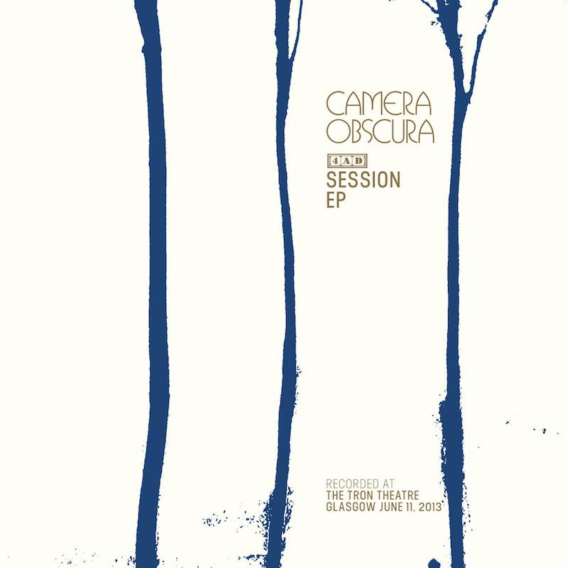 Camera Obscura - 4AD Session