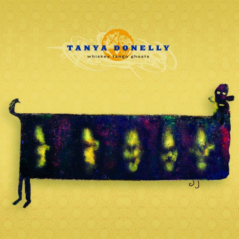 Tanya Donelly - Whiskey Tango Ghosts
