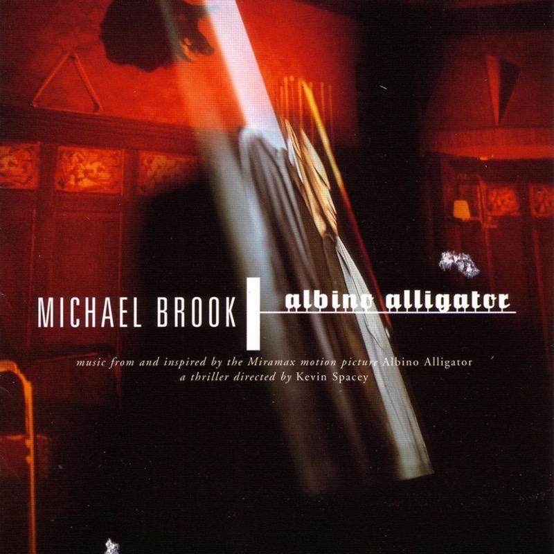 Michael Brook Albino Alligator