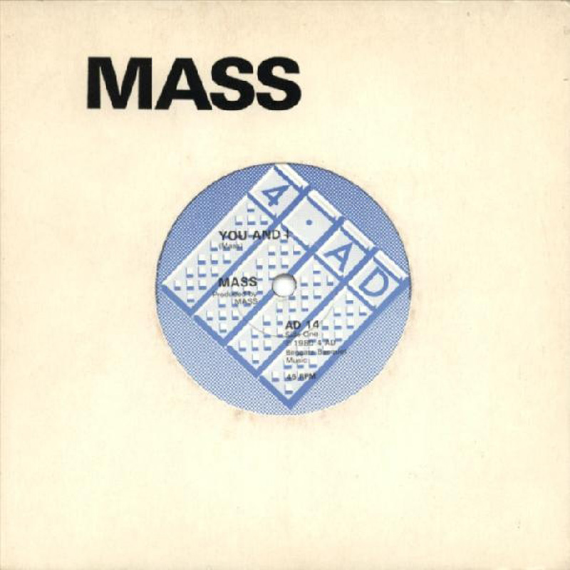 Mass You And I