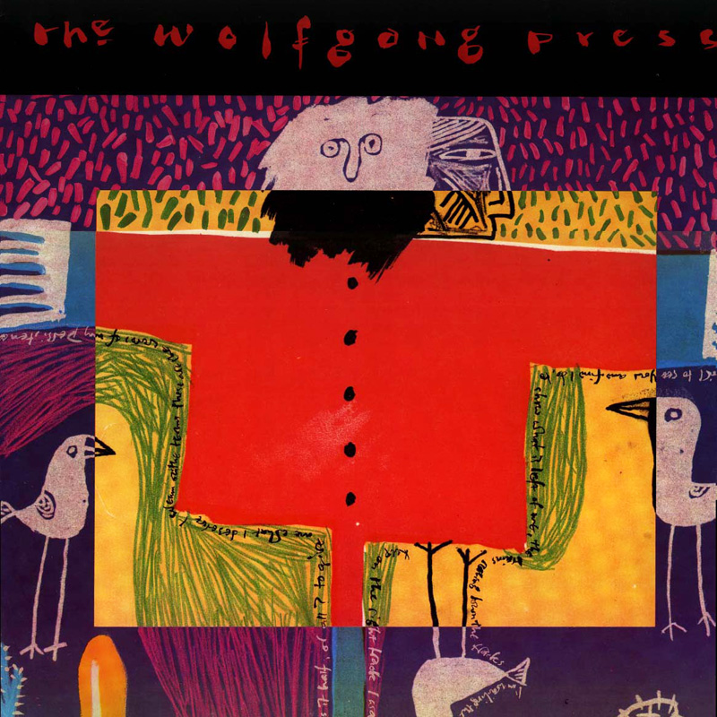 The Wolfgang Press - Scarecrow