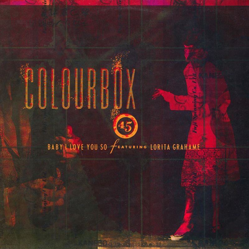 Colourbox Baby I Love You So