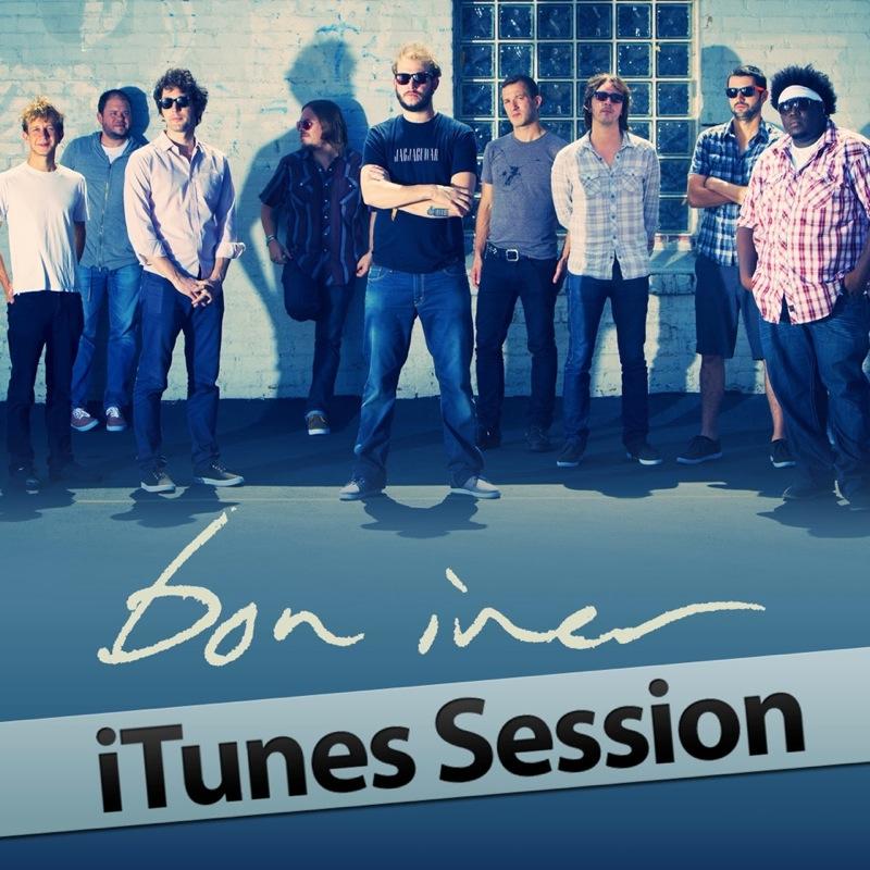 Bon Iver iTunes Session