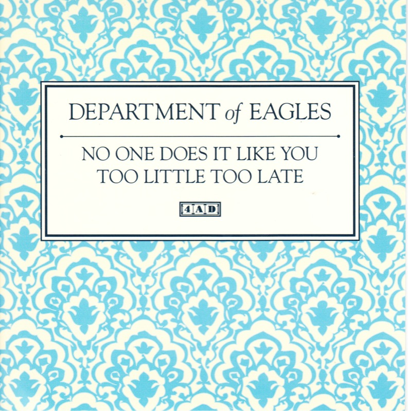 Department Of Eagles - No One Does It Like You