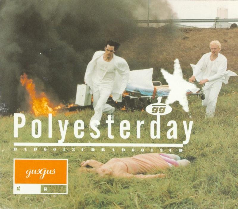 Gus Gus - Polyesterday