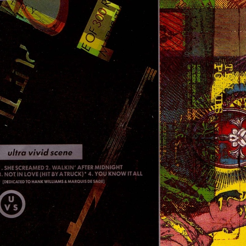 Ultra Vivid Scene - She Screamed