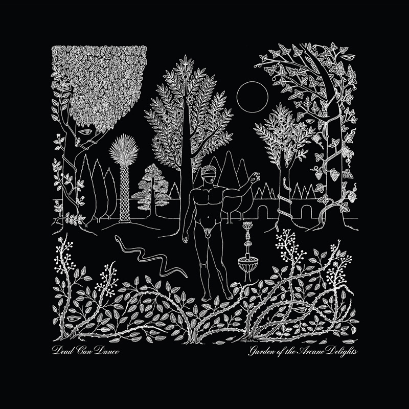 Dead Can Dance Garden Of The Arcane Delights / The John Peel Sessions CD