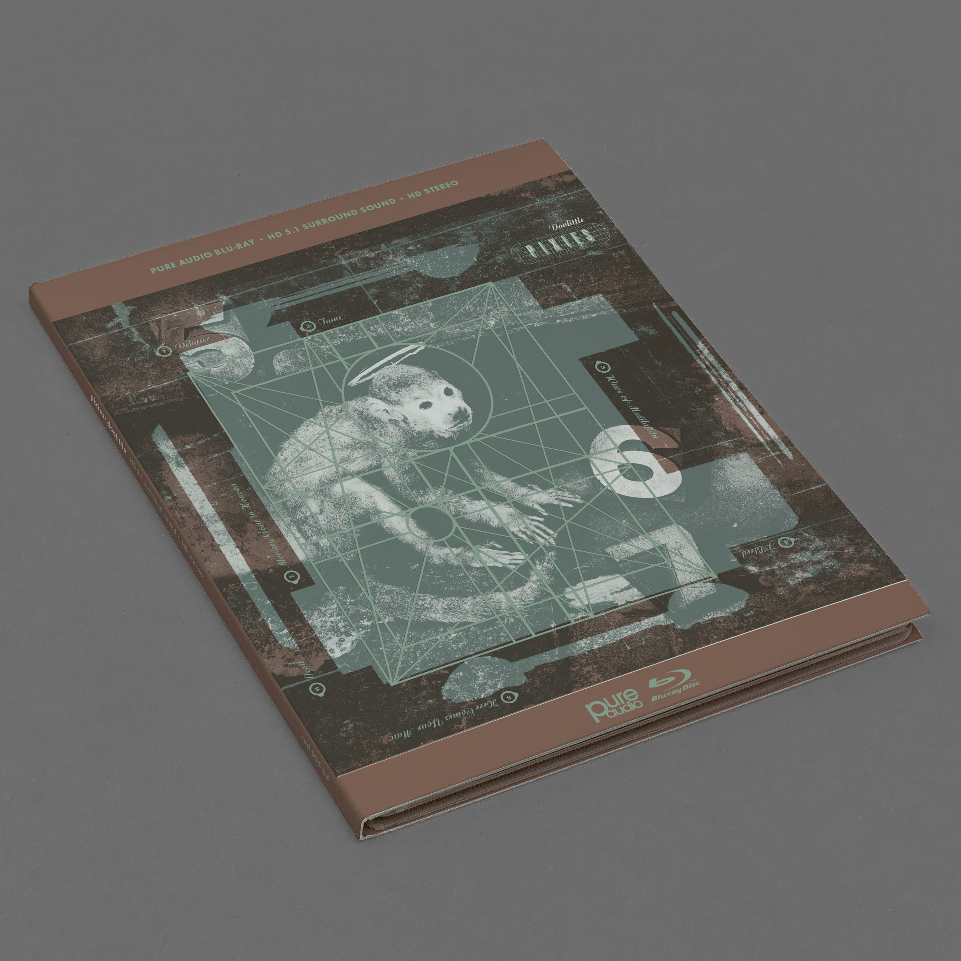 Pixies Doolittle (Pure Audio Blu-ray Special Edition)
