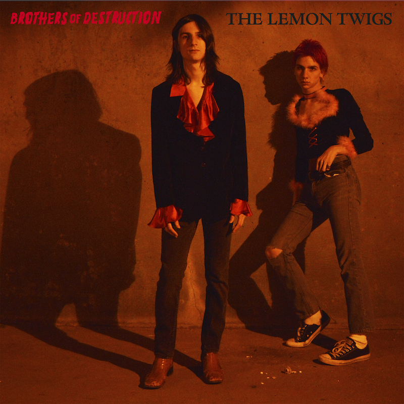 The Lemon Twigs Brothers of Destruction