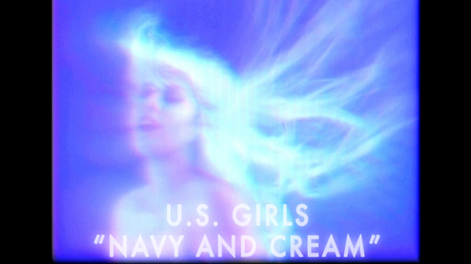 U.S. Girls - 'Navy & Cream'