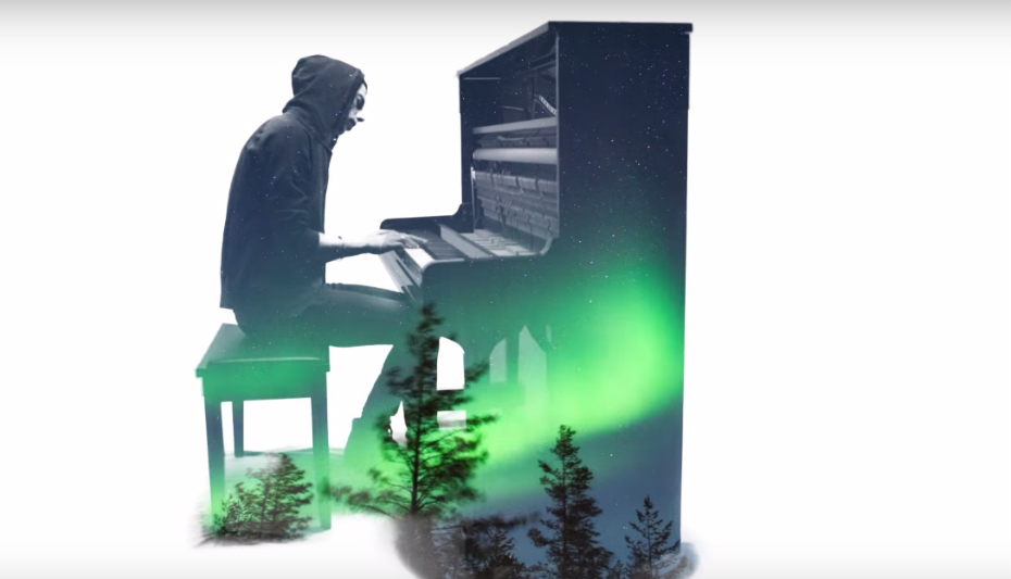 Søren Juul - 'Pushing Me Away'