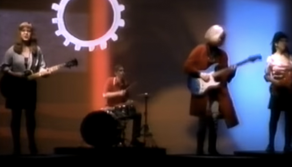 Throwing Muses - 'Dizzy'